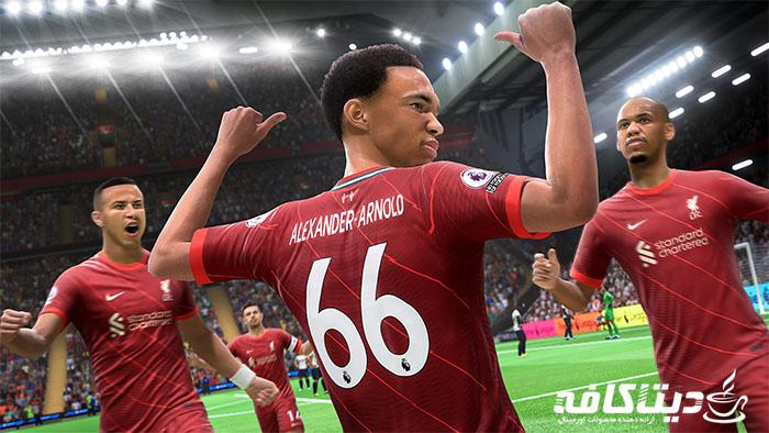 اکانت FIFA 22