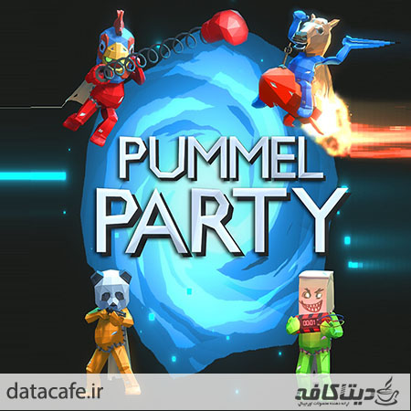خرید بازی Pummel Party