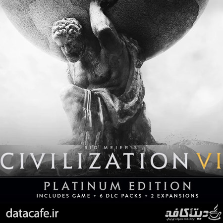 خرید بازی SID MEIER'S CIVILIZATION V استیم