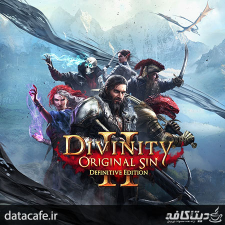 سی دی کی بازی Divinity Original Sin 2 Definitive Edition