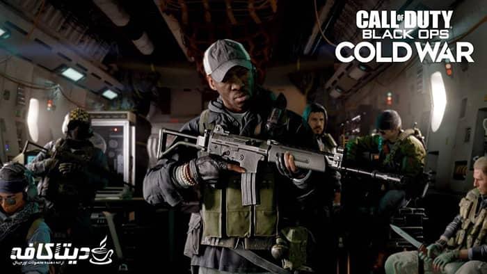 آنلاین بازی کردن Call of Duty Black Ops Cold War