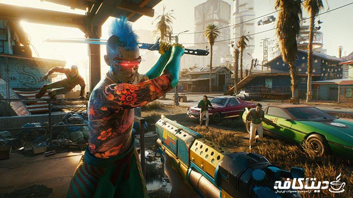 خرید بازی اورجینال Cyberpunk 2077