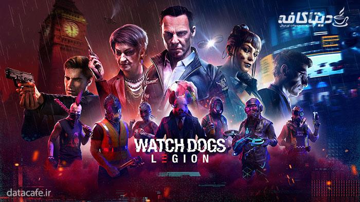 خرید cd key بازی Watch Dogs Legion