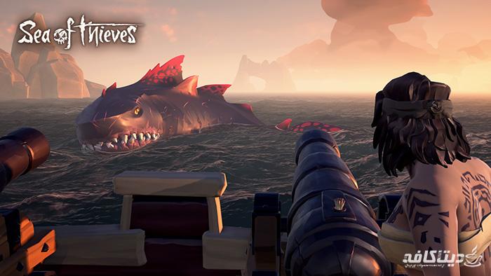 خرید گیفت استیم ارزان بازی Sea of Thieves