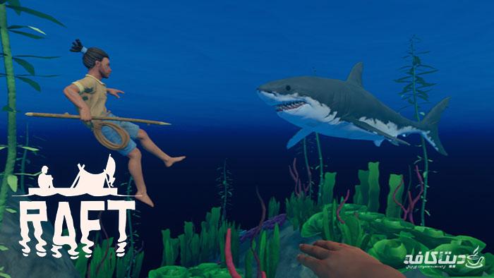 گیفت اورجینال بازی Raft